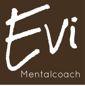 logo_evi-mentalcoach_white brown