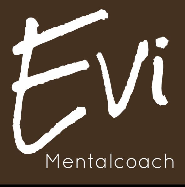 logo_evi-mentalcoach_white brown